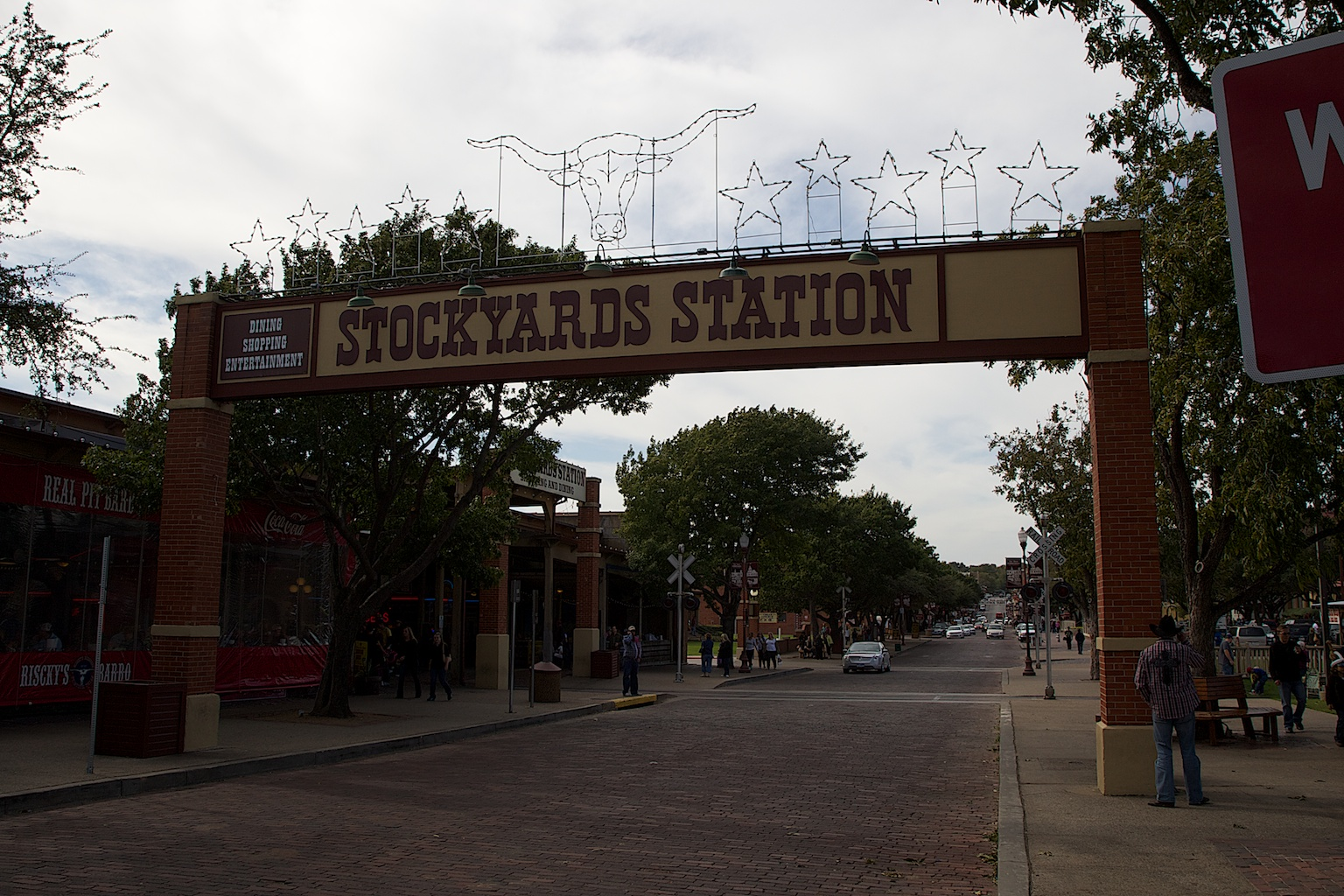 Urlaub Texas 2011 – Fort Worth Stockyards + Rodeo